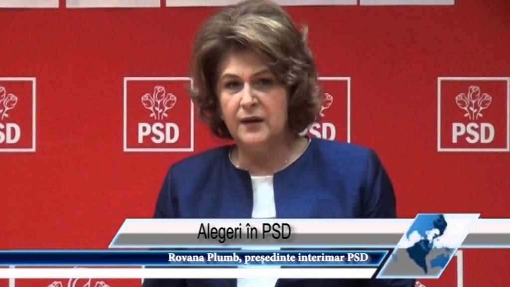 Alegeri in in PSD