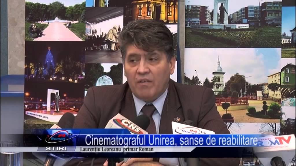 Cinematograful Unirea, șanse de reabilitare