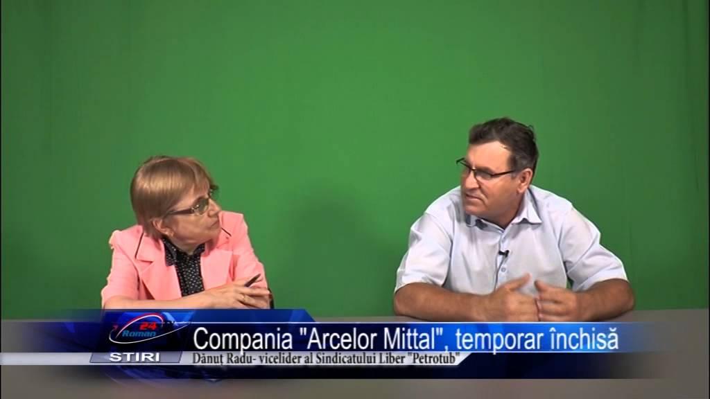 Compania Arcelor Mittal – temporar închisă