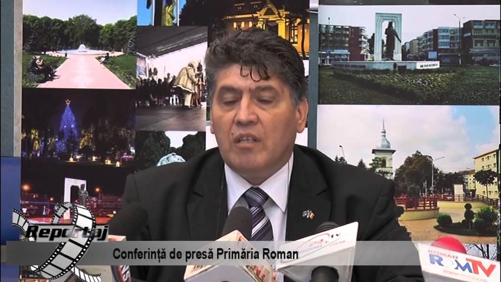 Conferinta de presa Primaria Roman – 22.06.2015