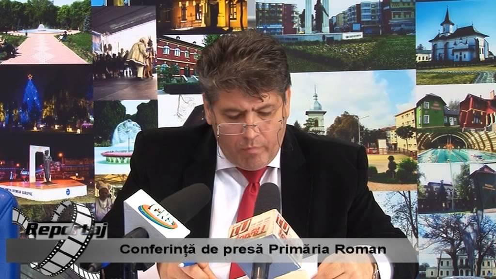 Conferinta de Presa Primaria Roman – 05.04.2015