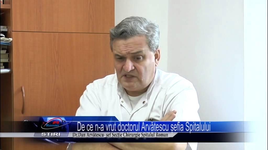 De ce n-a vrut doctorul Arvătescu șefia Spitalului