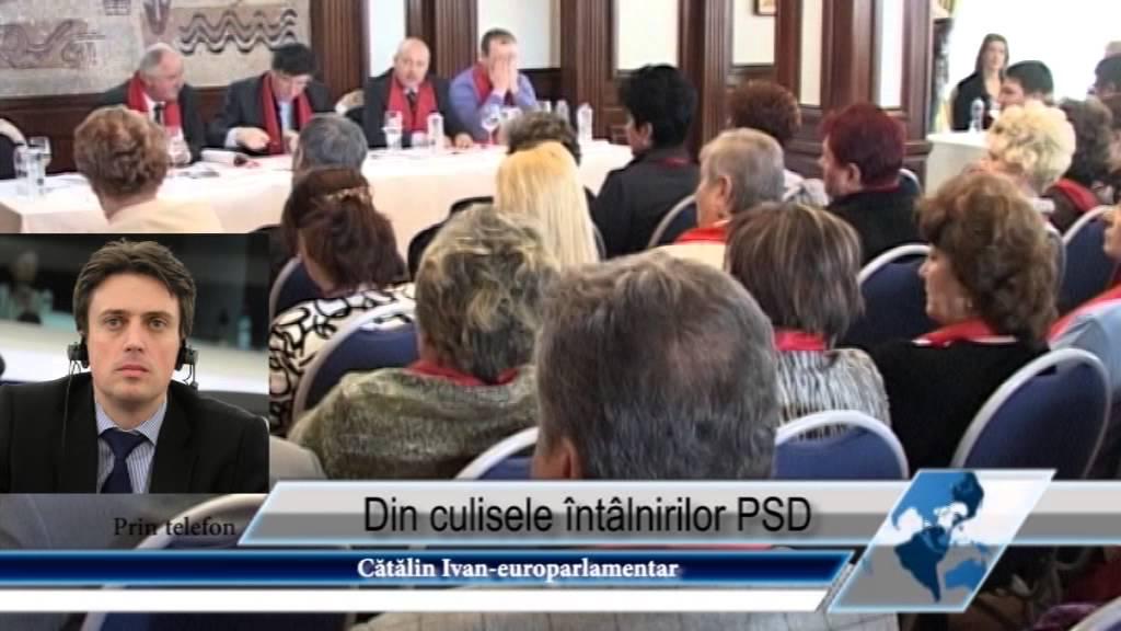 Din culisele întâlnirilor PSD