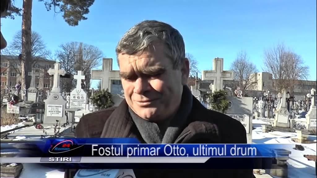 Fostul primar Otto, ultimul drum