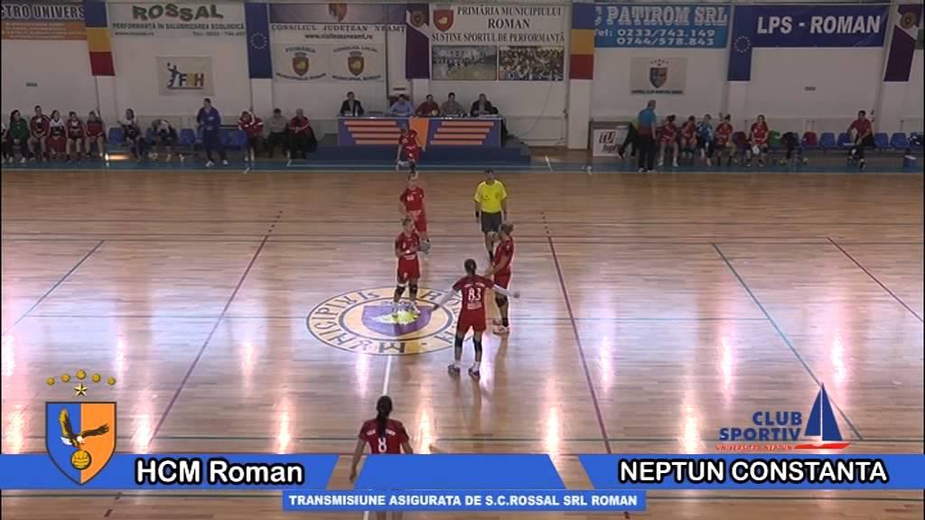 H.C.M. Roman – C.S.U. Dunarea Constanta