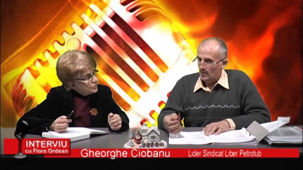 Interviu cu Flora Ordean – Gheorghe Ciobanu, lider de sindicat 10.12.2014