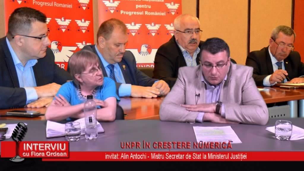 Interviu cu Flora Ordean – invitat Alin Antochi, ministru secretar de stat la Ministerul Justitiei