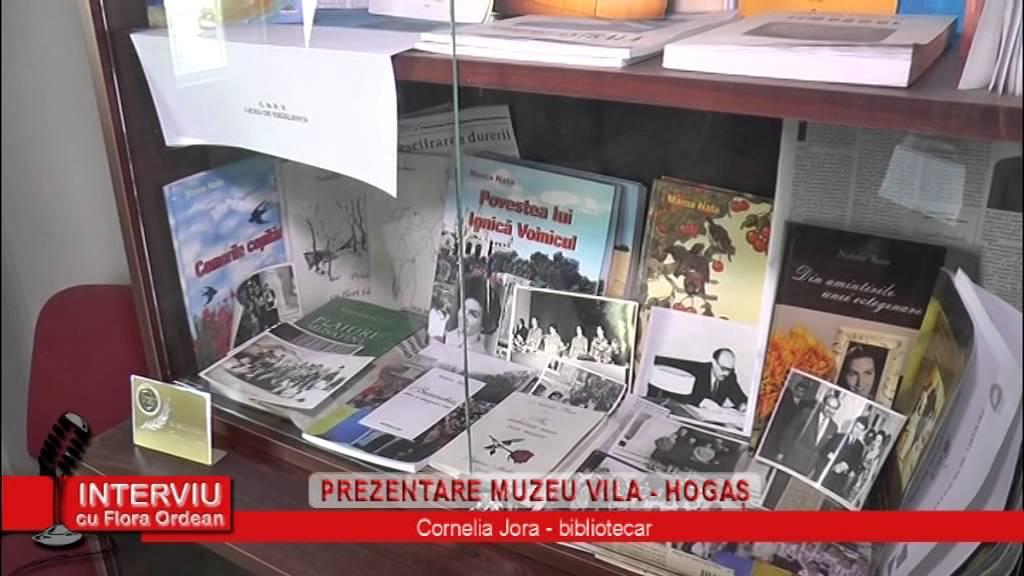 Interviu cu Flora Ordean – invitat Corneila Jora, bibliotecar