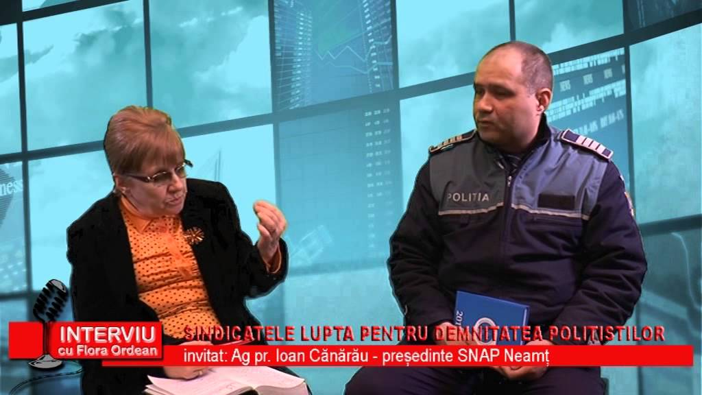 Interviu cu Flora Ordean – invitat Ag. Pr. Ioan Canarau
