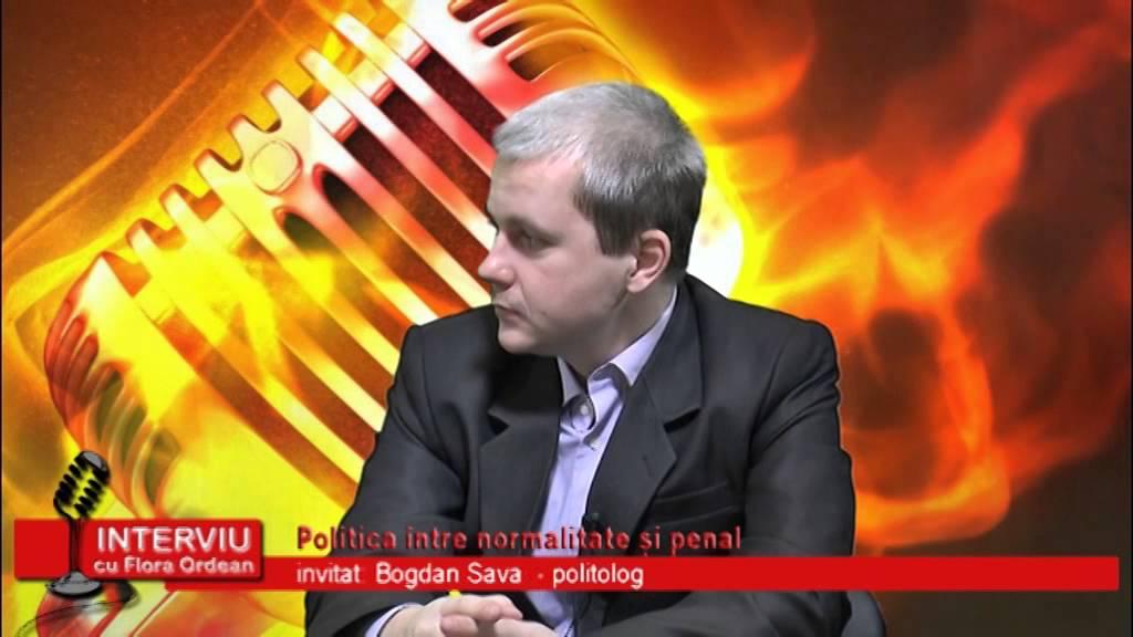 Interviu cu Flora Ordean – Invitat Bogdan Sava, politolog