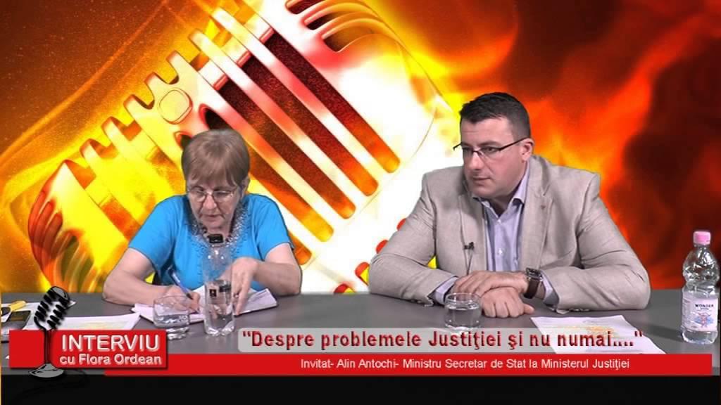 INTERVIU CU FLORA ORDEAN – INVITAT ALIN ANTOCHI