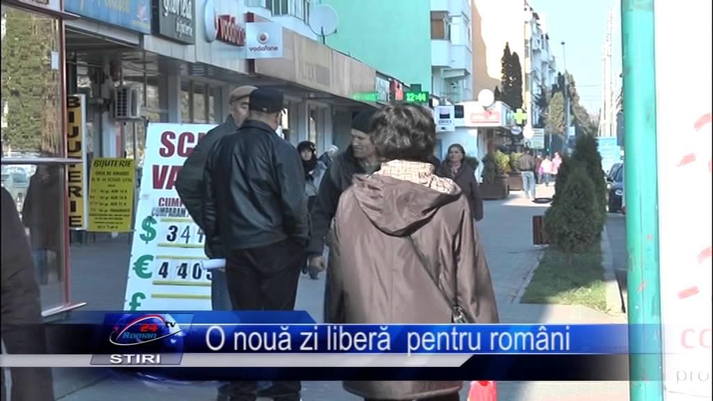 O nouă zi libera pentru români