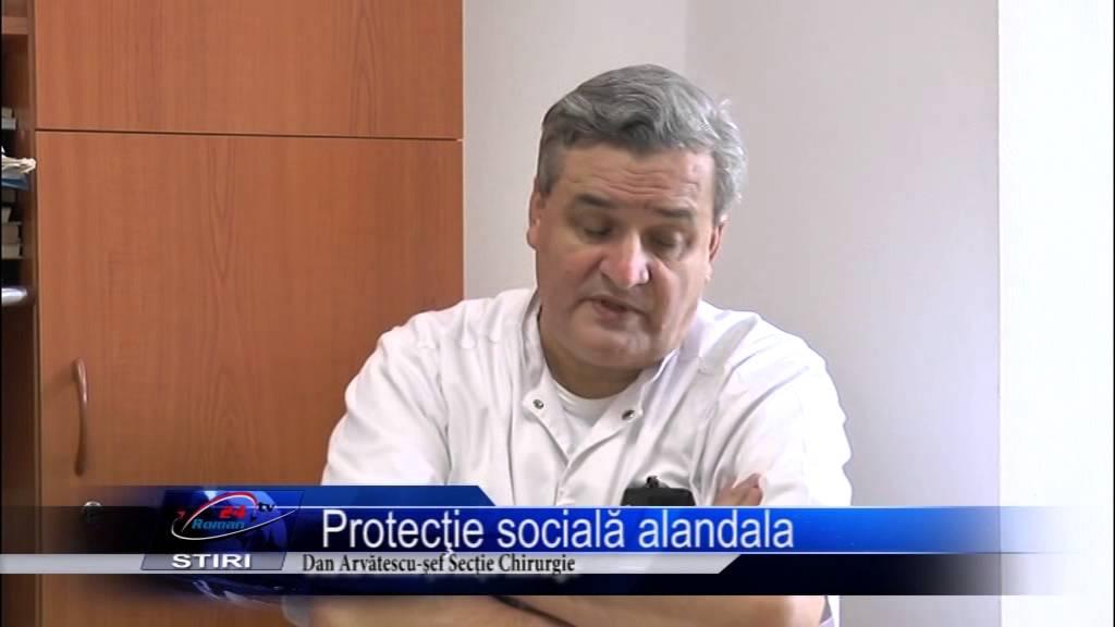 Protecţie socială alandala