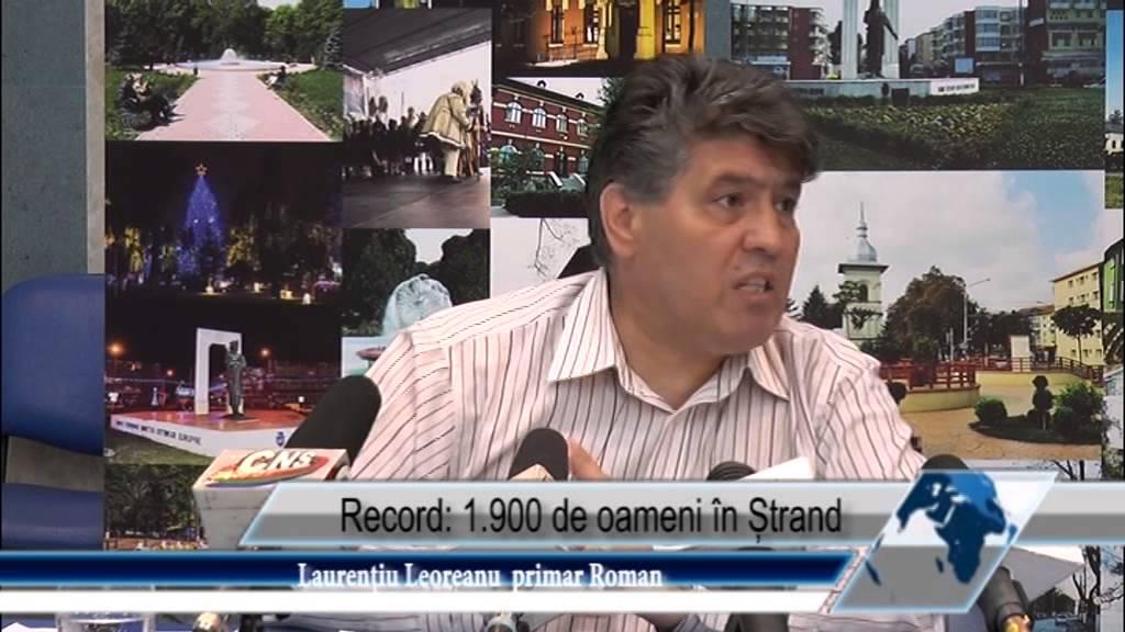 Record: 1.900 de oameni în Ștrand