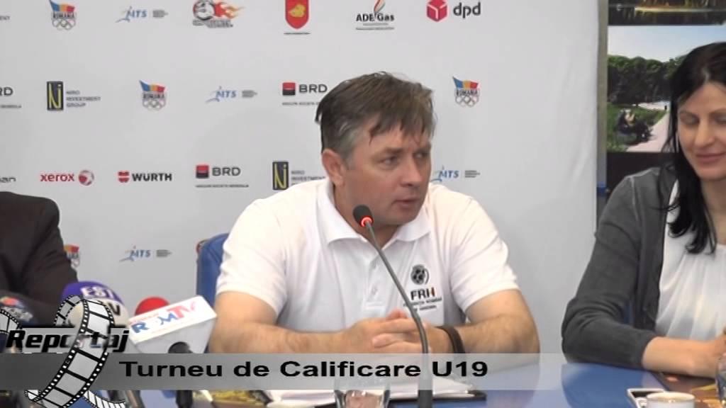 Reportaj – Turneu de Calificare U19