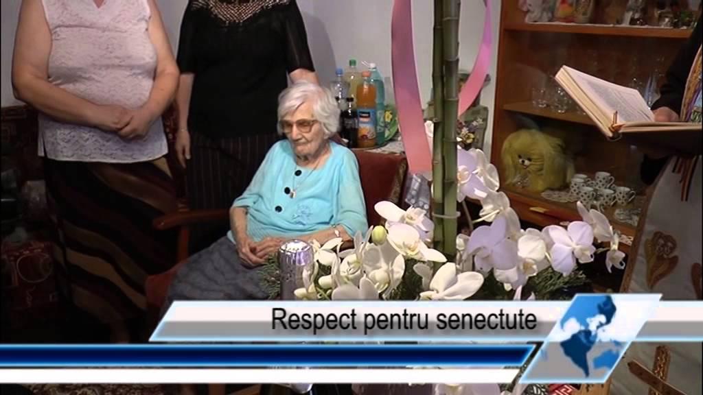 Respect pentru senectute