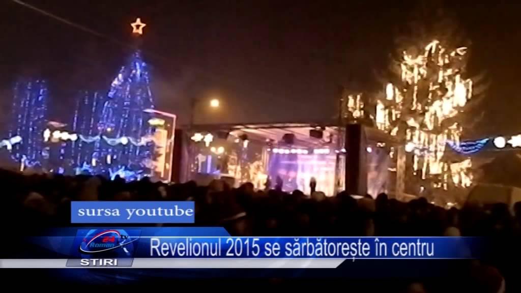 Revelionul 2015 se sărbătorește în centru