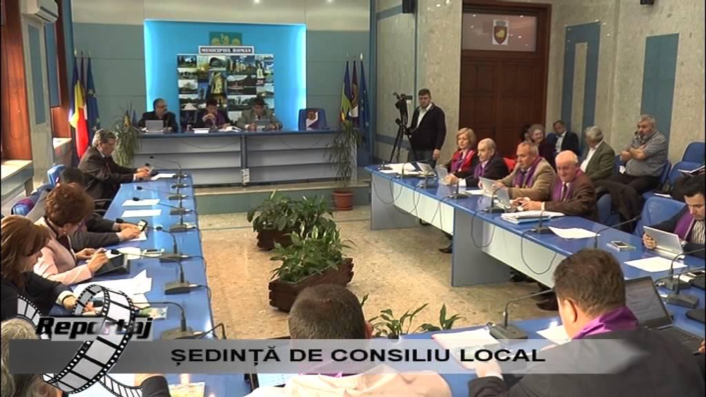 Sedinta de Consiliu Local 30.04.2015