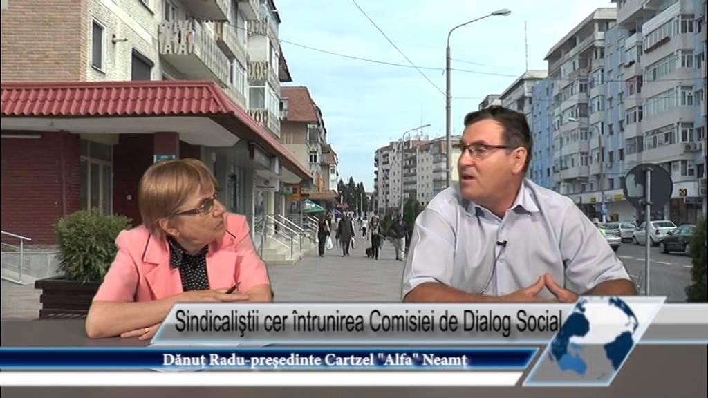 Sindicaliştii cer întrunirea Comisiei de Dialog Social