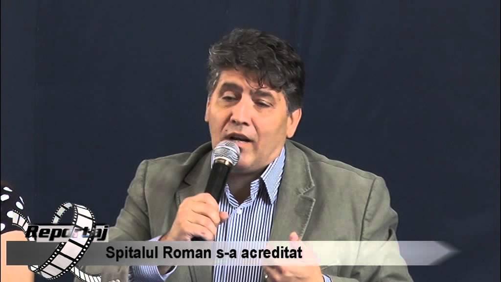 Spitalul Roman s-a acreditat – Reportaj