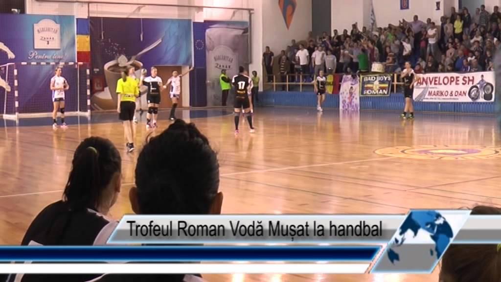 Trofeul Roman Vodă Mușat la handbal