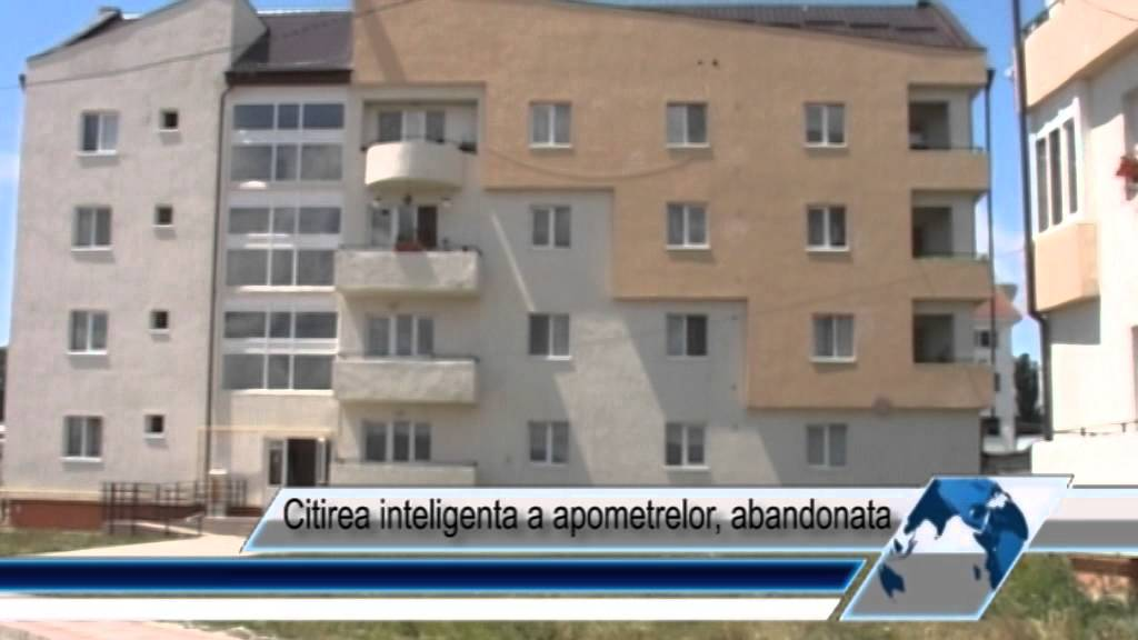 Citirea inteligenta a apometrelor, abandonata