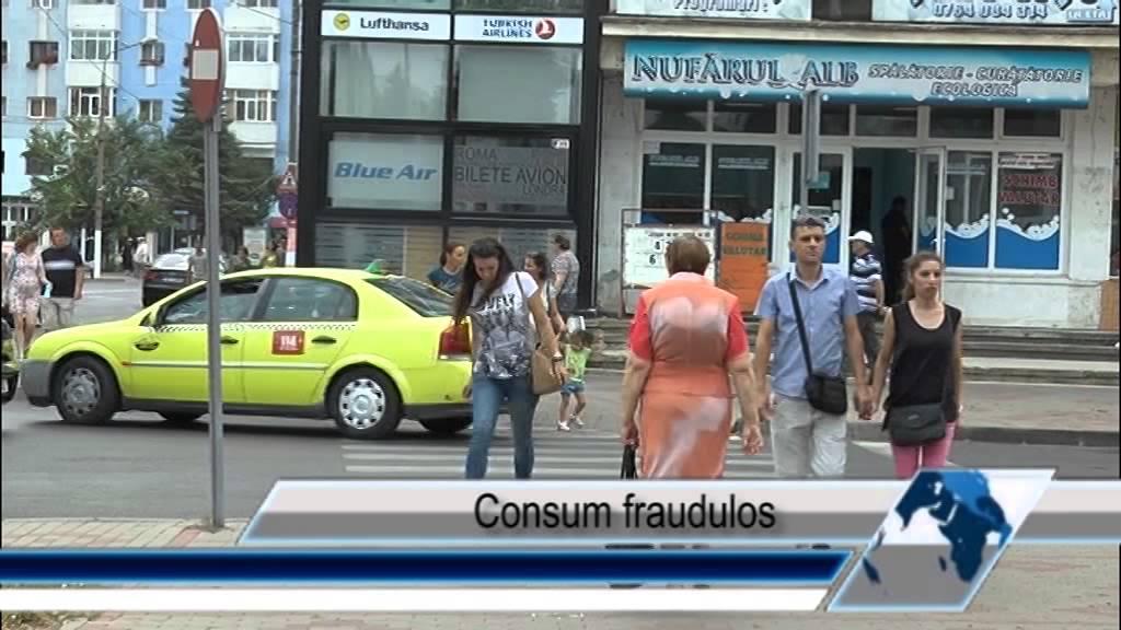 Consum fraudulos