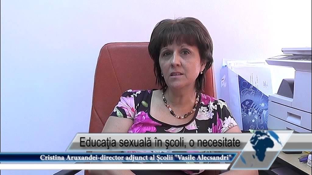 Educaţia sexuală în şcoli, o necesitate