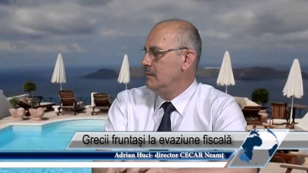 Grecii fruntaşi la evaziune fiscală