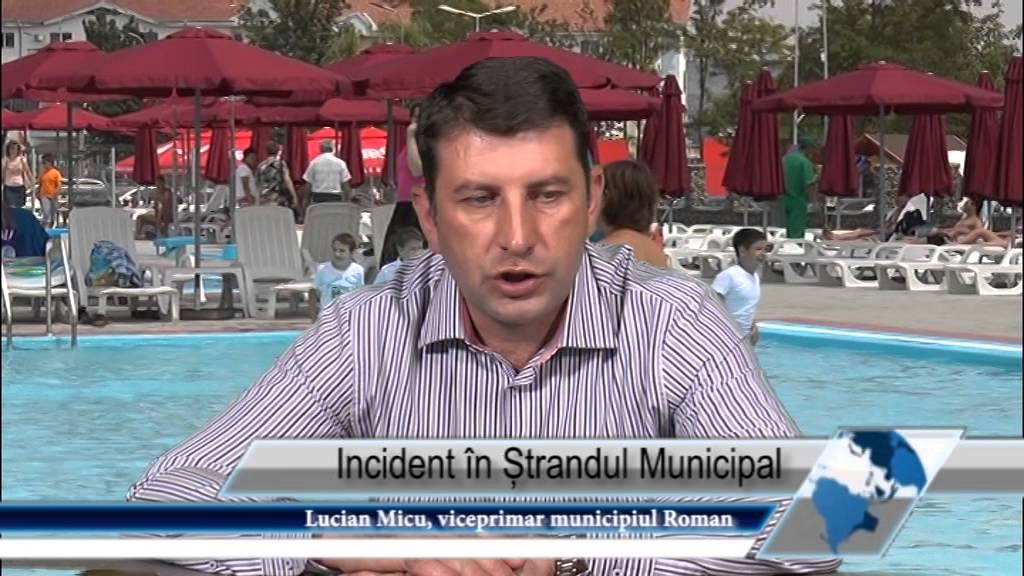 Incident în Ștrandul Municipal