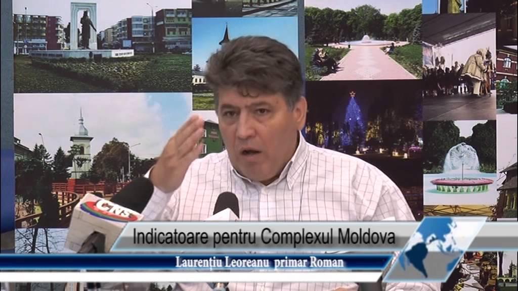 Indicatoare pentru Complexul Moldova