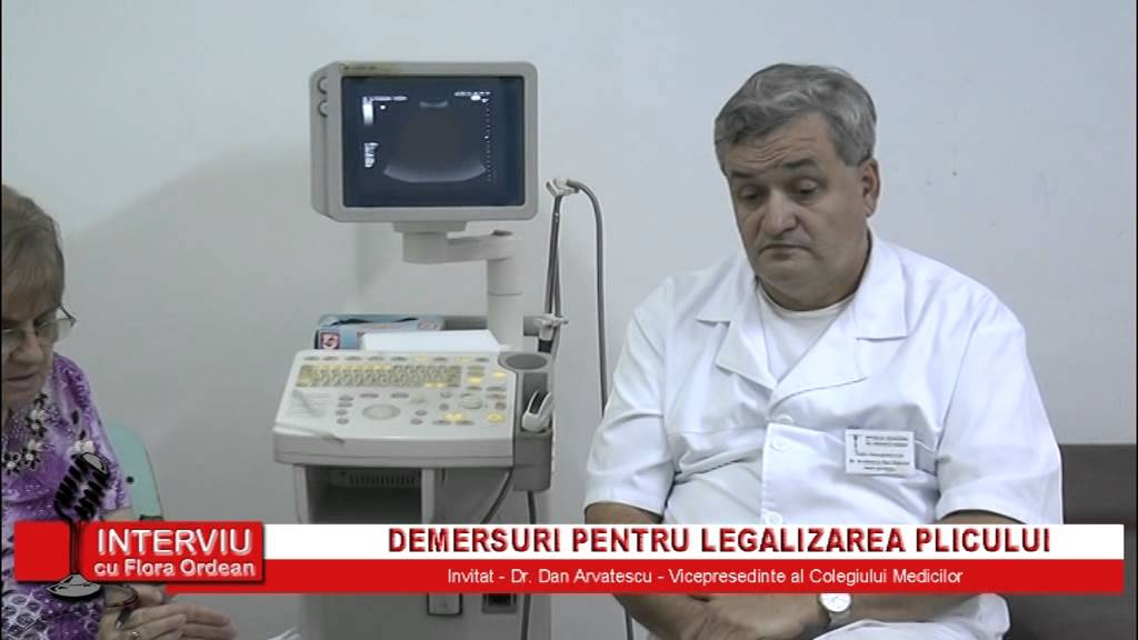 Interviu cu Flora Ordean – invitat dr. Dan Arvatescu, vicepres. Colegiul Medicilor
