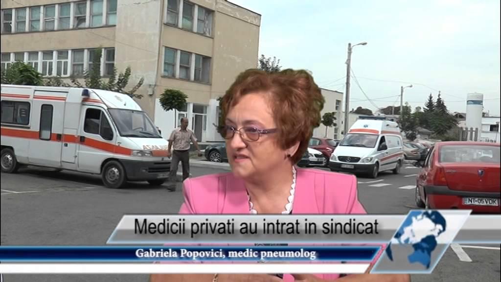 Medicii privaţi au intrat în sindicat