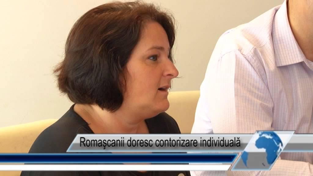 Romaşcanii doresc contorizare individuală