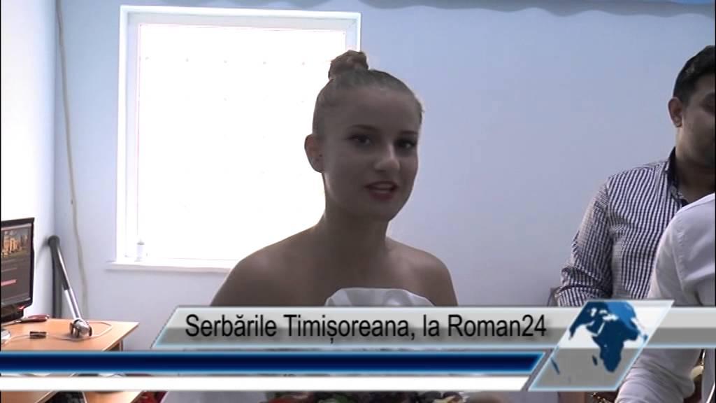 Serbările Timișoreana, la TV Roman24