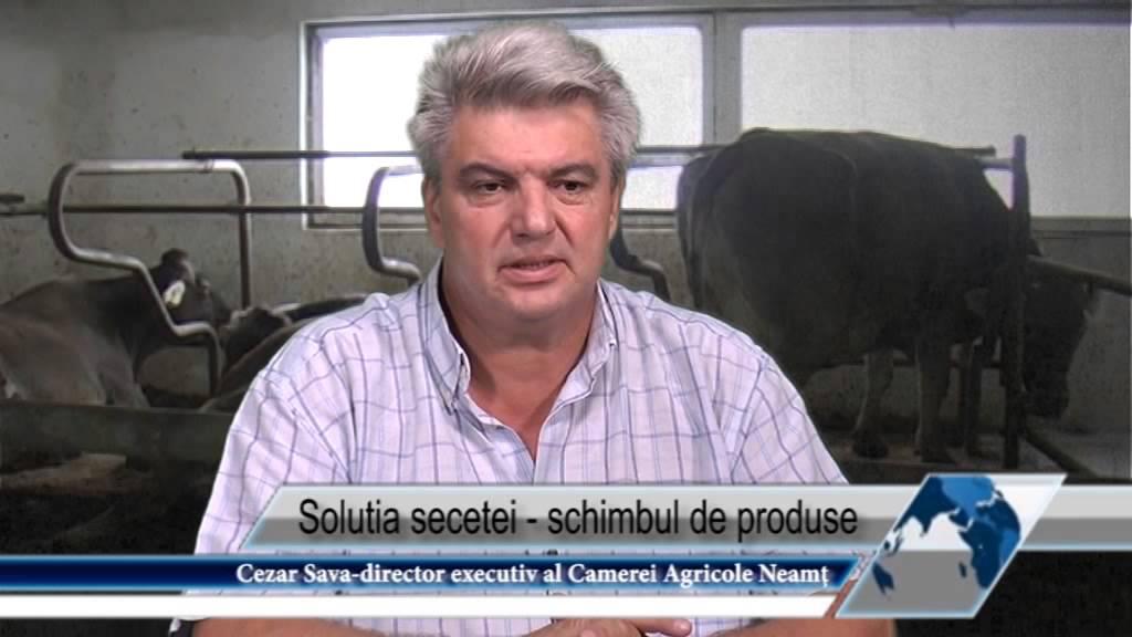 Soluţia secetei – schimbul de produse agricole