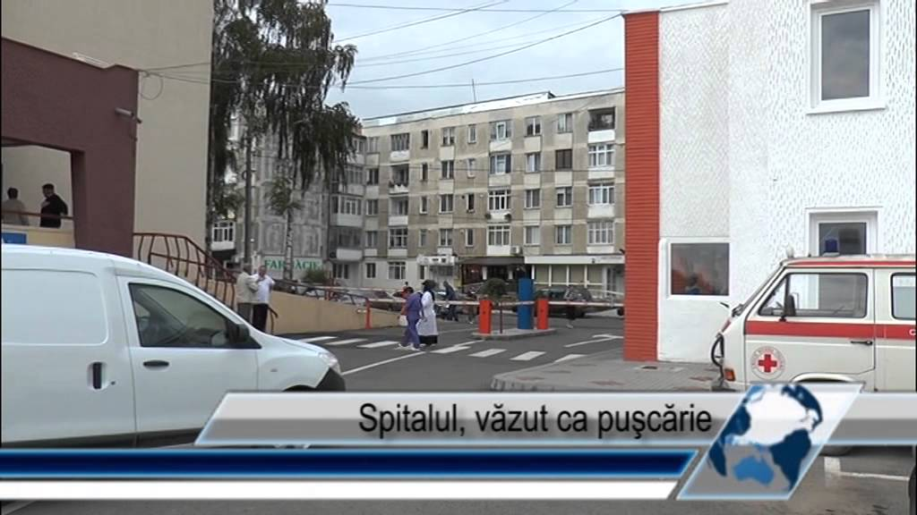 Spitalul, văzut ca puşcărie
