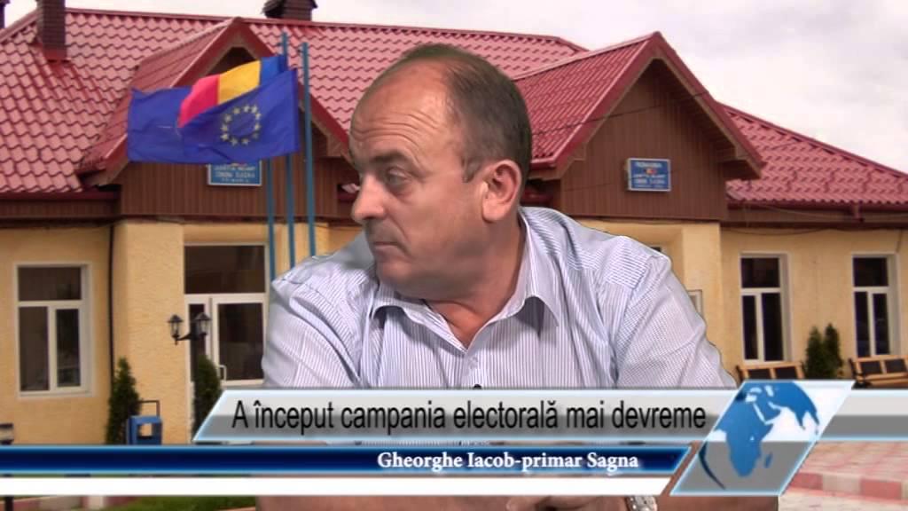 A început campania electorală mai devreme