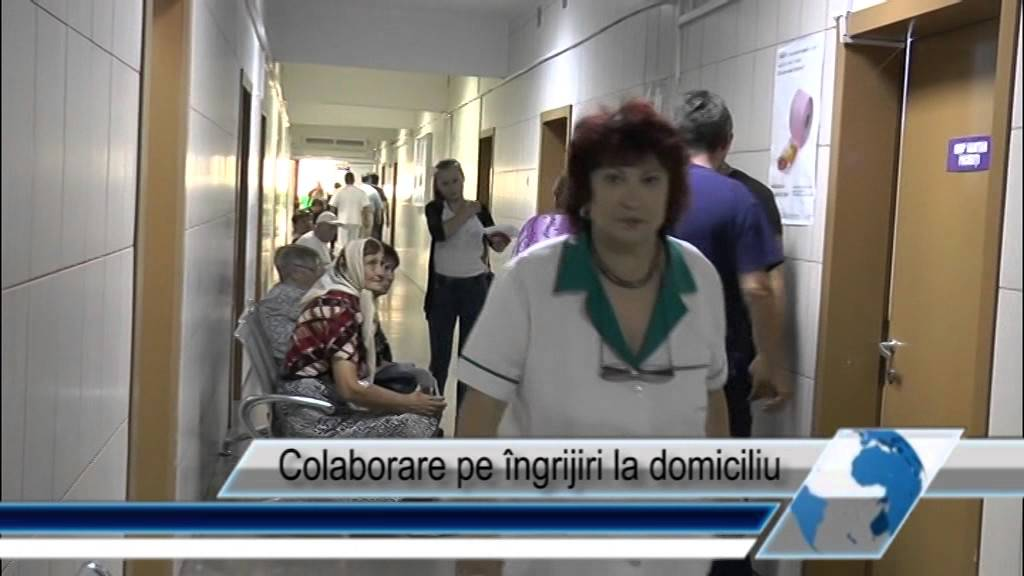 Colaborare pe îngrijiri la domiciliu