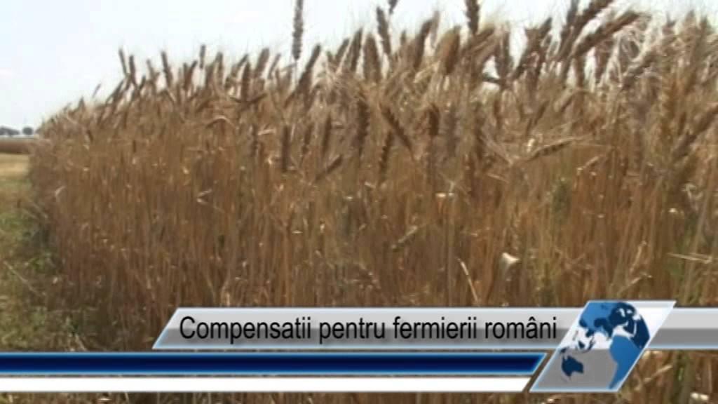 Compensatii pentru fermierii români