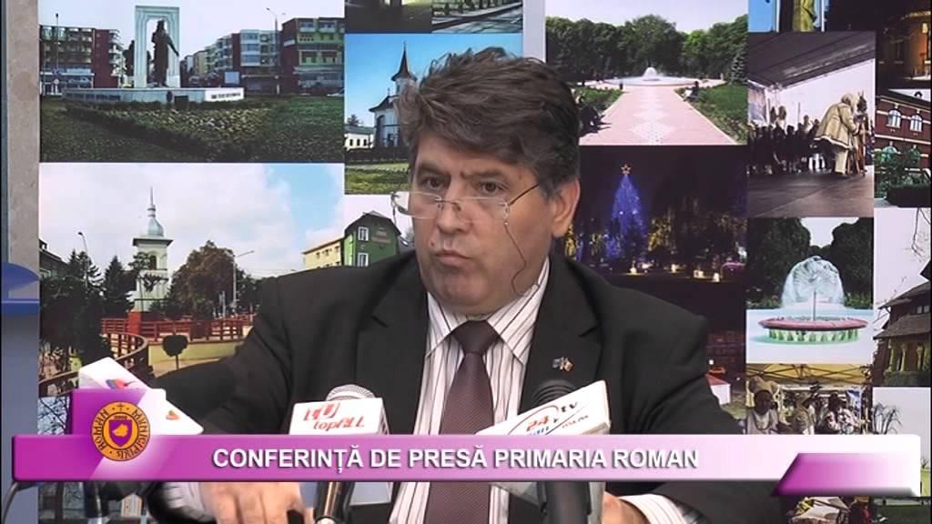 Conferinta de presa Primaria Roman 21.09.2015