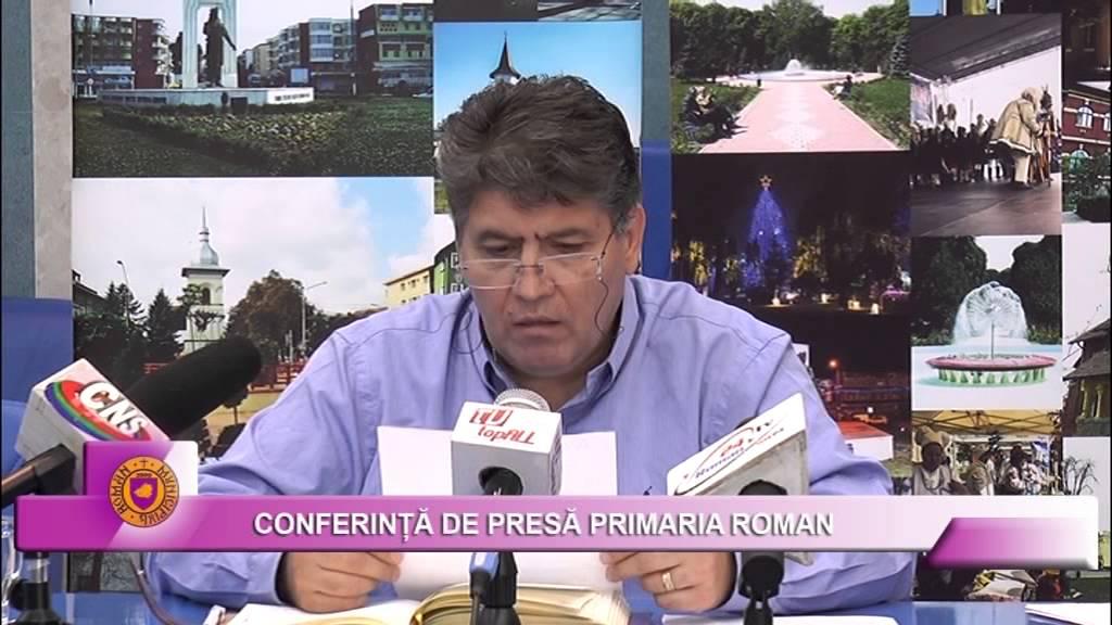 Conferinta presa Primaria Roman 07.09.2015