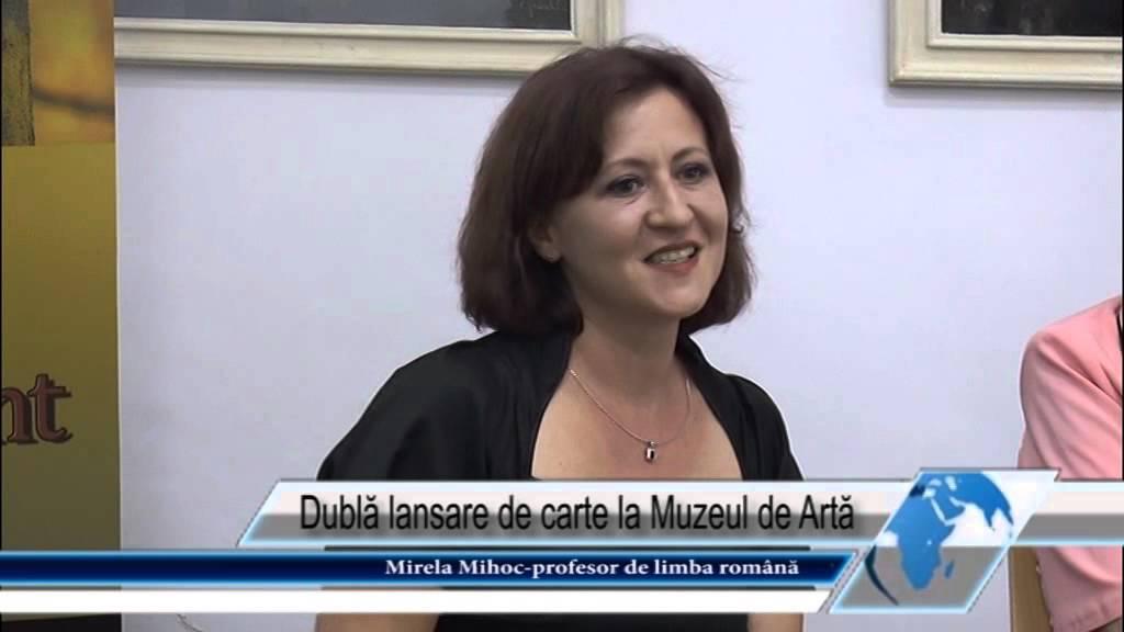 Dublă lansare de carte la Muzeul de Artă