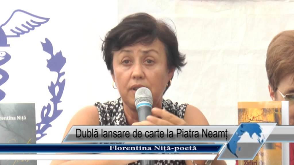 Dubla lansare de carte la Piatra Neamt