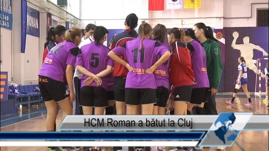 HCM Roman a batut la Cluj
