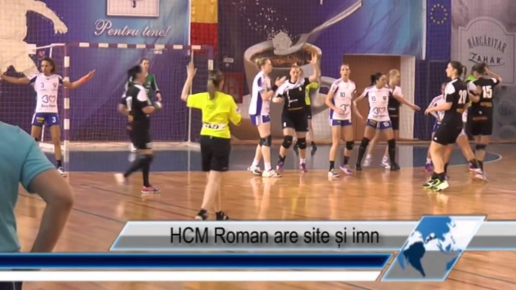 HCM Roman are site și imn