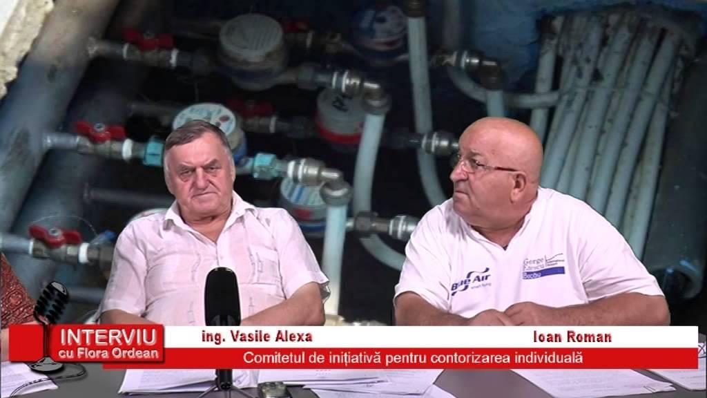 Interviu cu Flora Ordean – inv. ing. Vasile Alexa si Ioan Roman