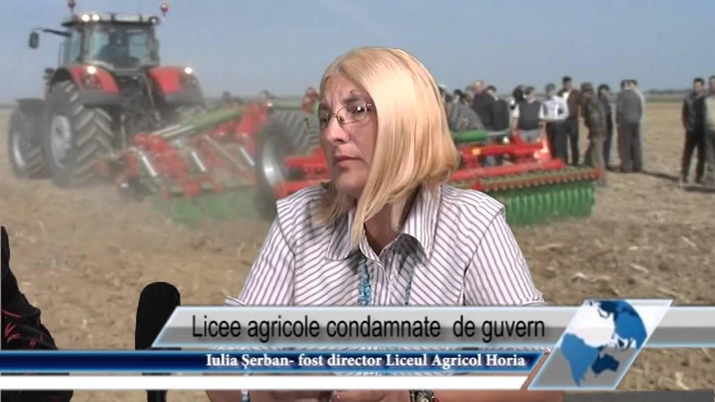 Liceele agricole condamnate de Guvern