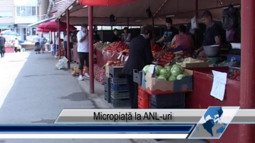 Micropiață la ANL-uri