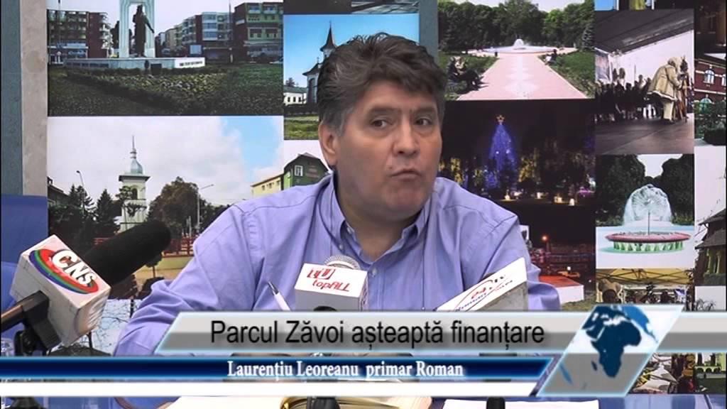 Parcul Zăvoi așteaptă finanțare